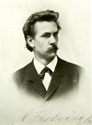 Figure 1. Adolf Furtwängler (1853–1907). Photograph courtesy of the Deutsches Archäologisches Institut archive, Berlin.